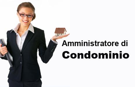 amministratore di condominio