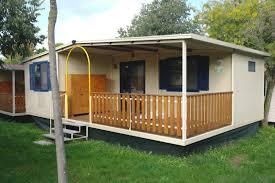 Casa mobile su terreno agricolo