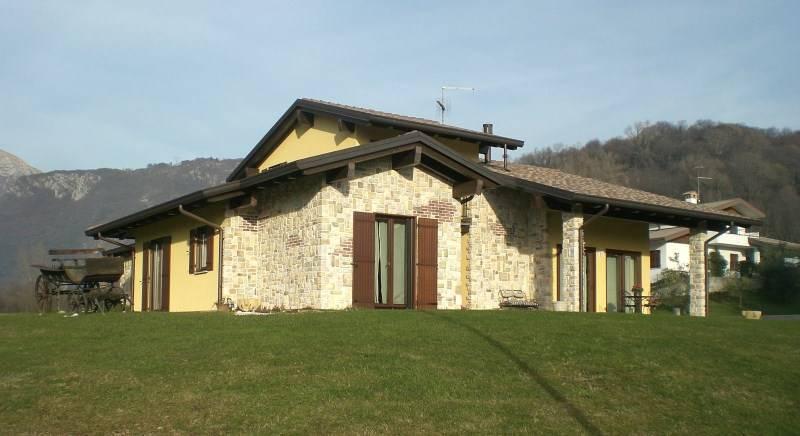 Case Prefabbricate in Muratura in campagna