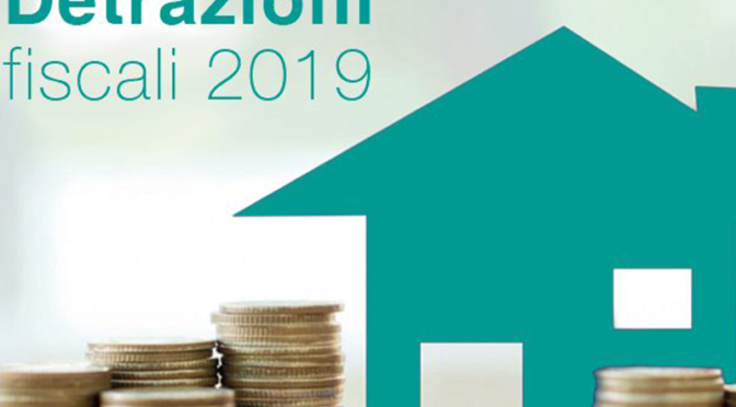 Detrazioni fiscali 2019