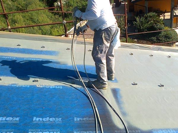 infiltrazioni acqua tetto