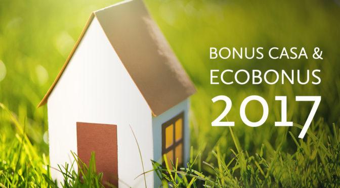 ristrutturazione ed ecobobonus