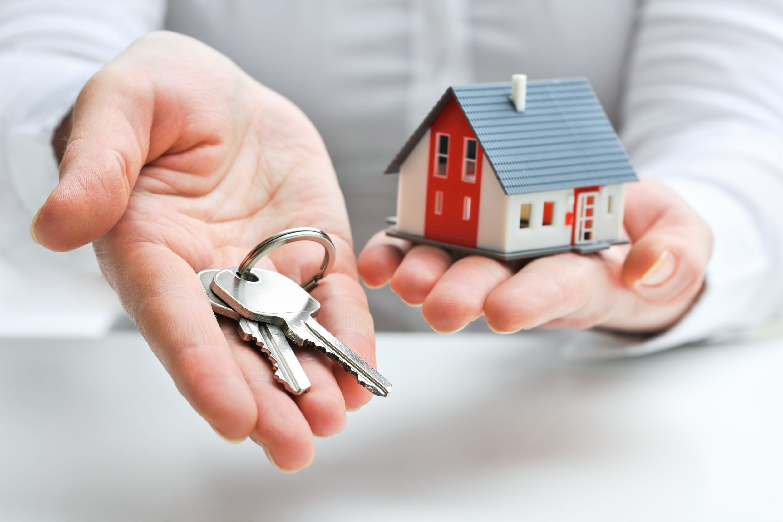 Transazioni immobiliari - il trading