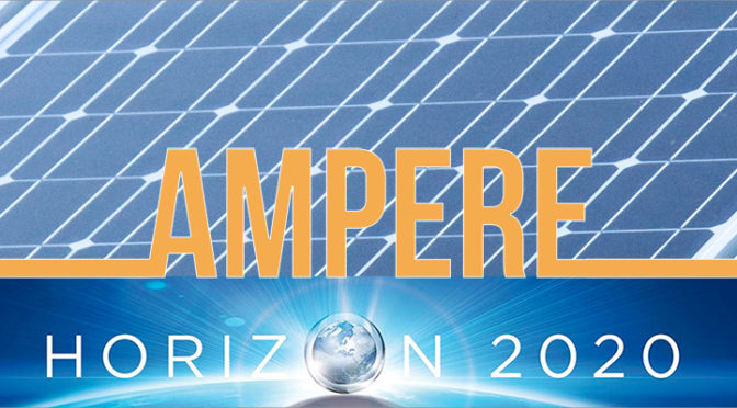 ampere Automated photovoltaic cell and Module industrial Production to regain and secure European Renewable Energy market