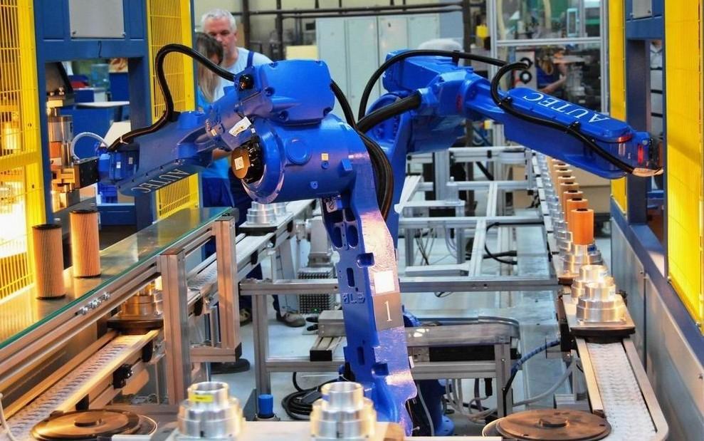 automazione sui posti di lavoro