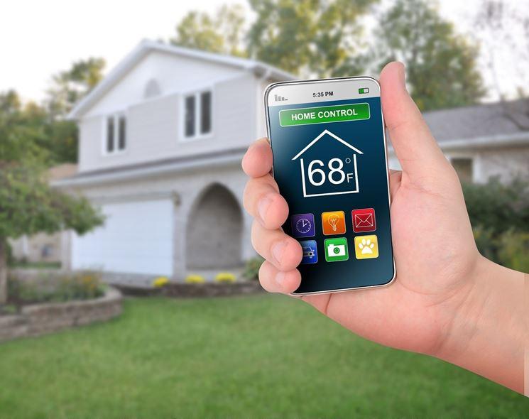 casa smart - impianti domotici per la sicurezza
