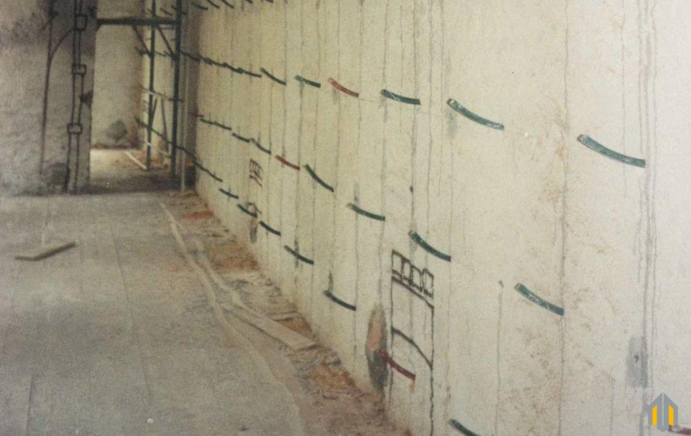 consolidamento muro