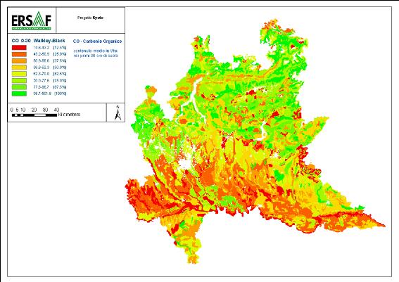 consumo del suolo