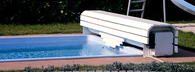 copertura piscina