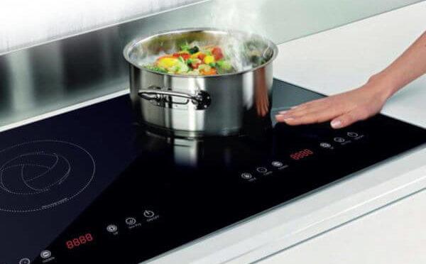 cucina elettrica a induzione