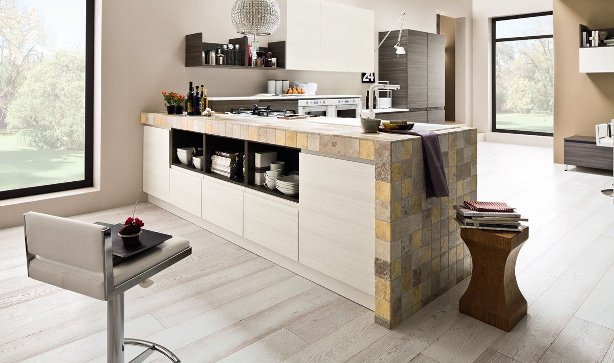 Beautiful Costruire Cucine In Muratura Pictures - Ideas & Design ...