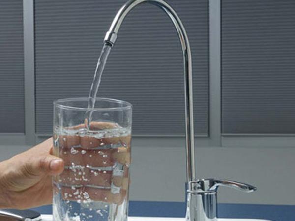 depuratore acqua - montaggio