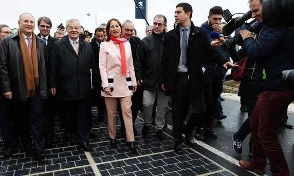 fotovoltaico in strada