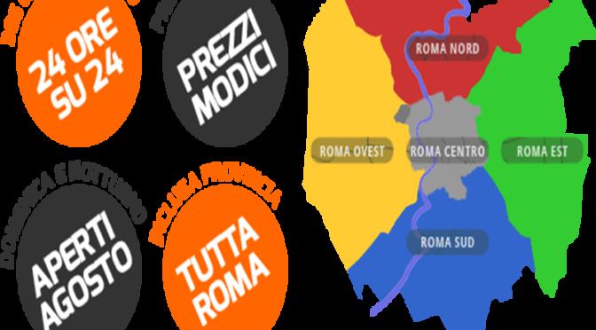 idraulico a roma