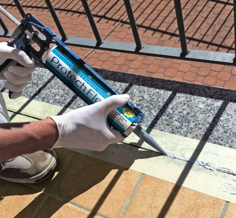 Come impermeabilizzare il terrazzo senza demolizione