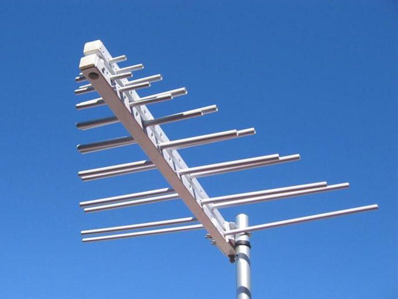installare un'antenna logaritmica