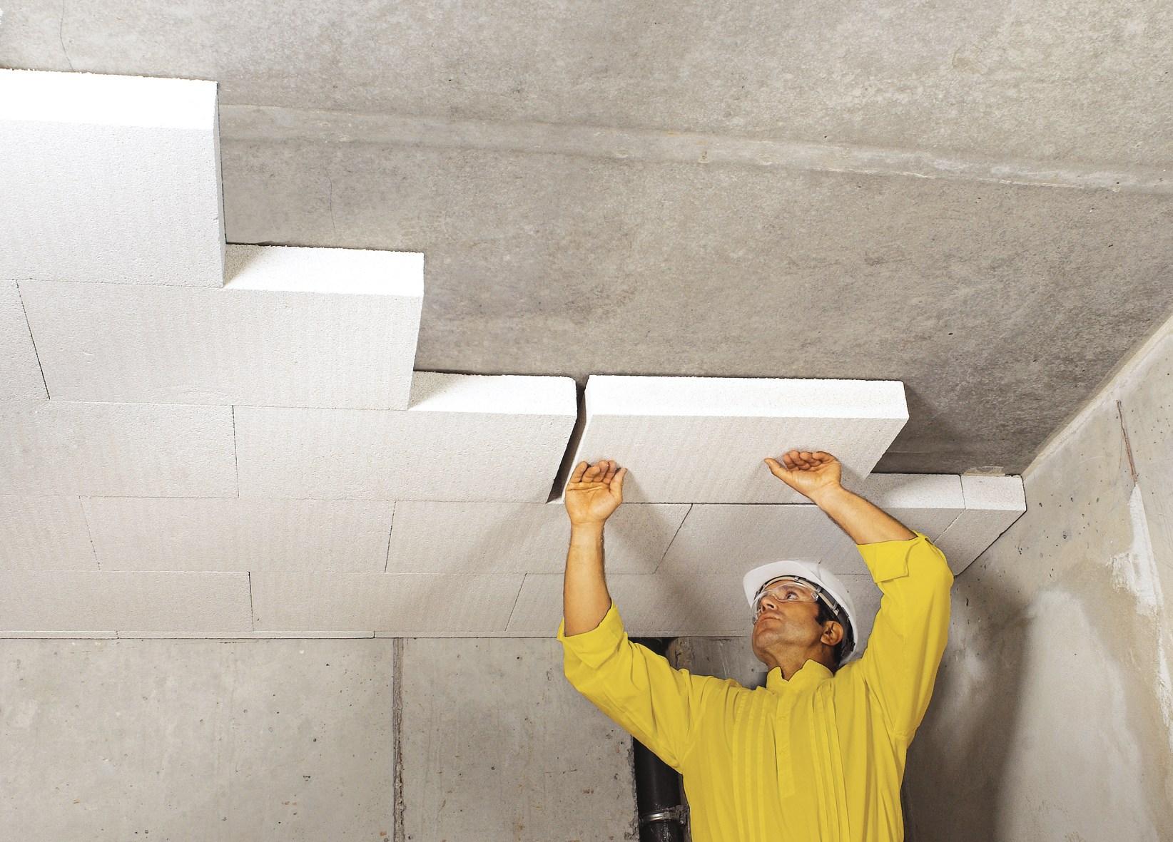 isolamento termico parete