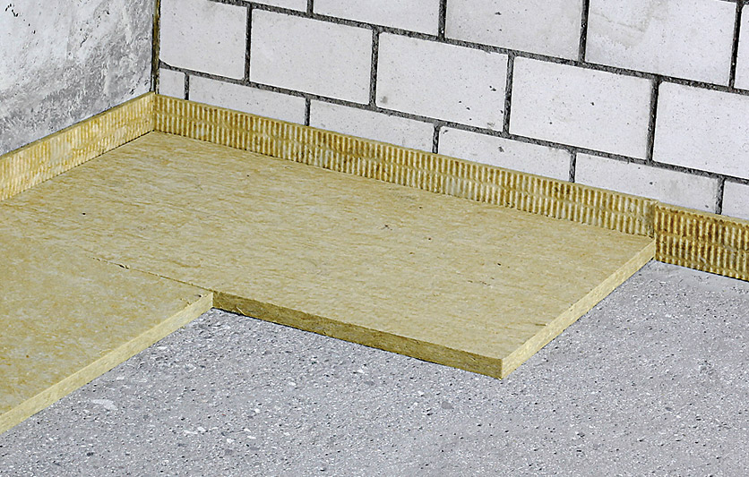 isolamento termico pavimento