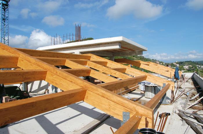 isolamento termico tetto