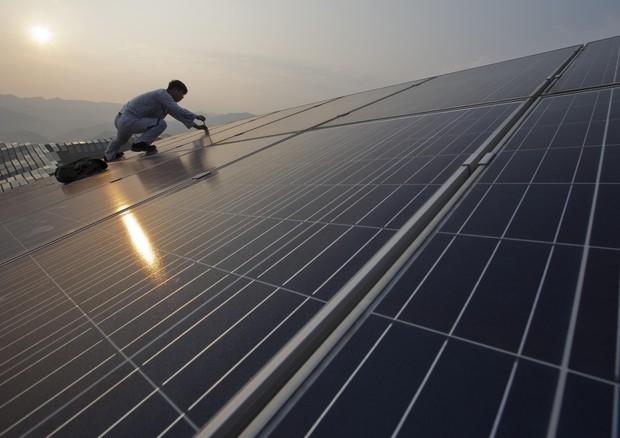 la cina primo produttore di energia solare
