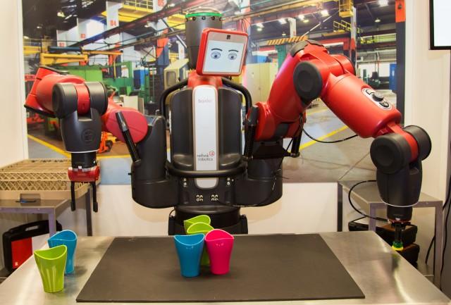 la robotica in italia