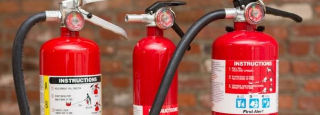 normativa antincendio per obbligo estintori nel condominio