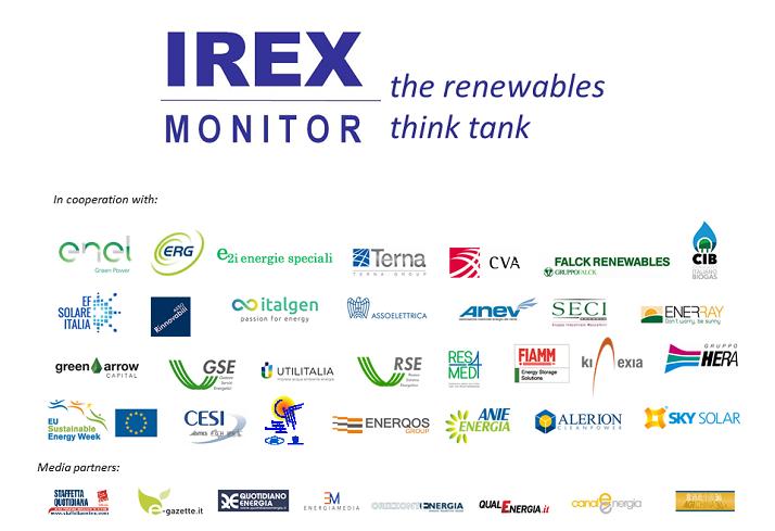 rapporto irex