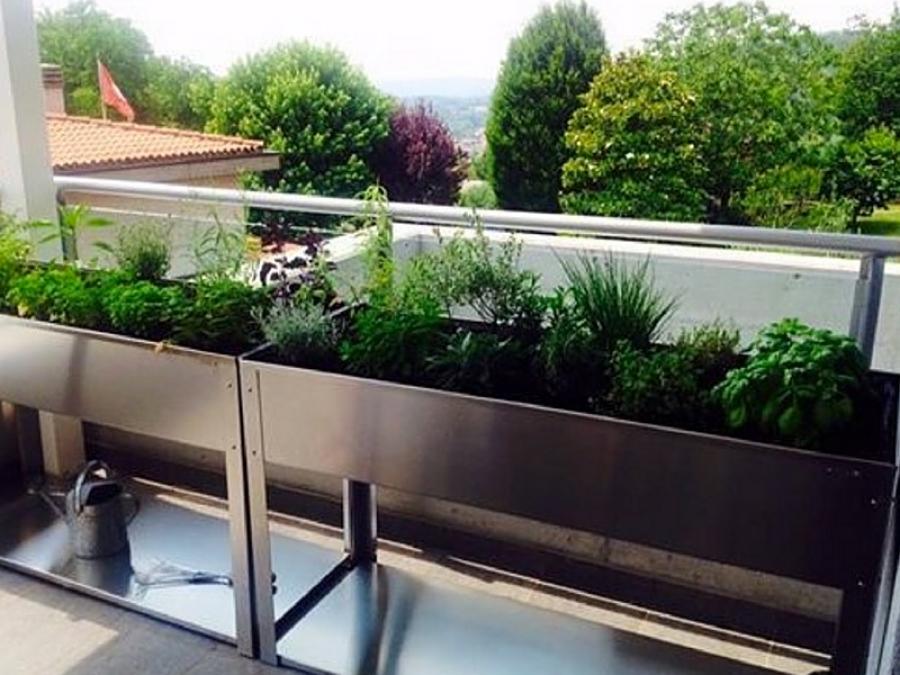 realizzare un giardino in terrazza