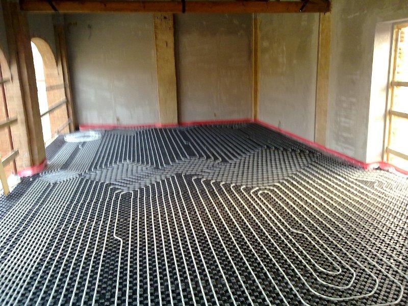 rifare l'impianto di riscaldamento quando si ristruttura la casa