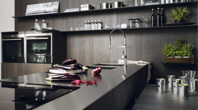 rubinetteria da cucina