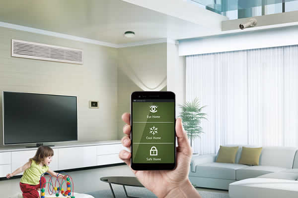 smart living sicurezza e comfort