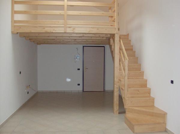 Costo al mq per realizzare un soppalco in legno for 2 metri quadrati di garage