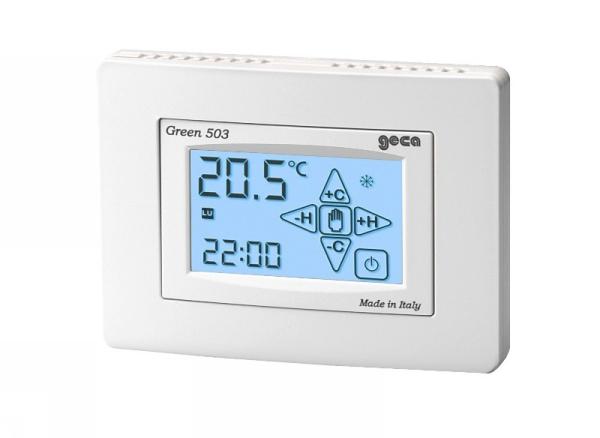 termostato per caldaie