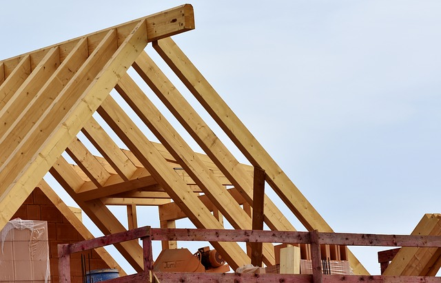 tetto case in legno prefabbricate