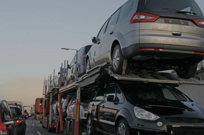 trasportare un auto