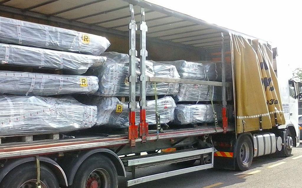 trasporto amianto
