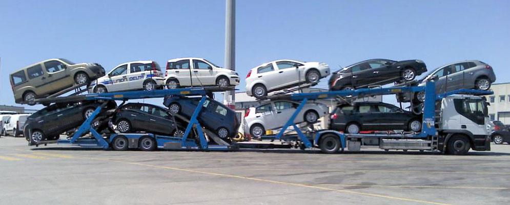 trasporto auto