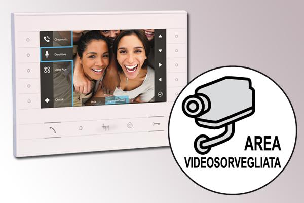 videocitofono e le norme sulla privacy